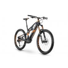 RAYMON E-SEVEN 11.0 Black / Dark Grey / Orange
